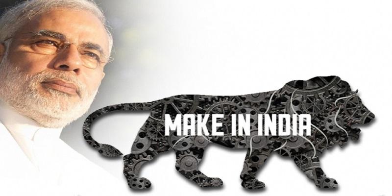make in india -Modi