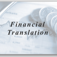 Bhasha Bharati Arts -Financial Translation Services