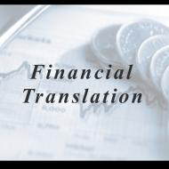 Bhasha Bharati Arts -Financial Translation Services